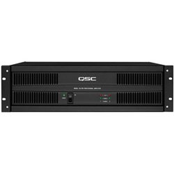 QSC ISA500Ti 2 Power Amplifier 2 Channel Rack Mount Stereo 500 Watts per CH 70 Volts ISA Series
