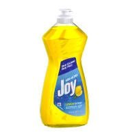 Joy Non-Ultra Dishwashing Liquid, Lemon Scent, 14 Ounce ()
