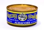 Gourmet Albacore Tuna Lightly Salted 6 oz. (6 cans)
