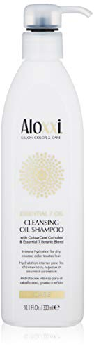 ALOXXI Essential 7 Oil Cleansing Oil Shampoo, 10.1 Fl Oz