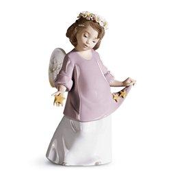 Lladro Heavenly Stars Porcelain Figurine