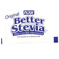 Now Foods Stevia Extract Packets, 1000 packets (Pack of 3) by NOW Foods