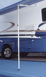 Carefree Rv Awning Rafter (Carefree 902320 Satin Ground Support Add-On for Rafter 6)
