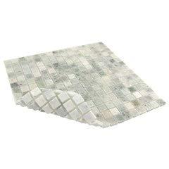Antiquity Mosaics Ming Green Marble Tile Sheet