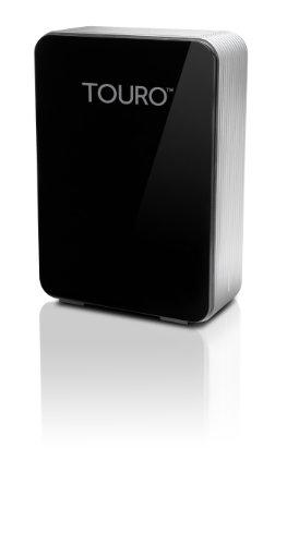 how to use touro external hard drive