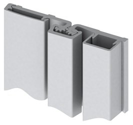 - Hager 780-157HD-83 Heavy Duty Full Surface Continuous Hinge