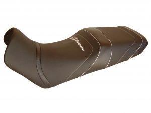 Funda de sillí n Design Suzuki VSTROM DL 650 (2002 –  2011) Top Sellerie SUZUKI VSTROM DL 650 WEB 2274