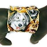 The Dog Belly Band Selfie Dogs Washable Waterproof (XS 5-14'')