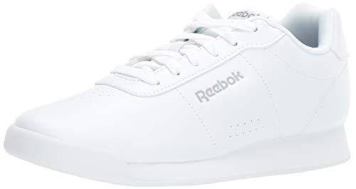 Reebok Women's Royal Charm Walking Shoe White/Baseball Grey 7.5 M US