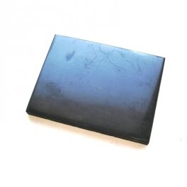 Shungite,schungit,shungit Stone Polished Tile 9x12cm