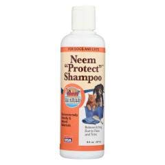 Ark Naturals Neem Protect Shampoo, 8 FZ (Pack of 12)