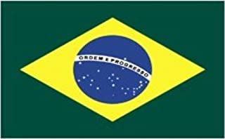 product image for All Star Flags 5x8' Brazil Nylon Flag - All Weather, Durable, Outdoor Nylon Flag