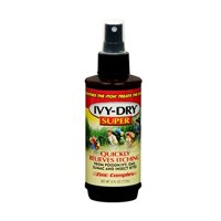 Ivy-Dry Super Itch Relief Spray - 6 oz, Pack of 2
