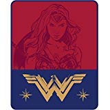 Wonder Woman Plush Throw Blanket - 40