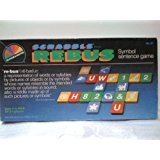 Scrabble Rebus: Symbol Sentence Game