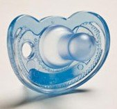 Gumdrop Full-term Natural Scent Pacifier Blue