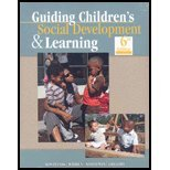 Guiding Children's Social Development and Learning with Professional Enhancement Booklet