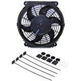 Hayden Automotive 3670 Rapid-Cool Thin-Line Electric Fan ()