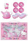 Hello Kitty Tin Tea Set: Princess