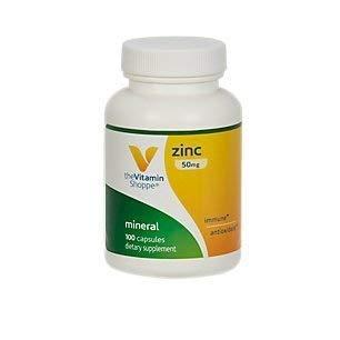 the Vitamin Shoppe Zinc 100 Capsules by Vitamin Shoppe