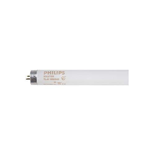 10 St/ück Leuchtstofflampe TL-D 36 Watt 840 Philips
