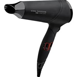 Powerful Vidal Sassoon 2200W Hydra Gloss Dryer Amazonco