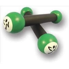 Zumba Fitnes Toning Sticks 1lb In Box