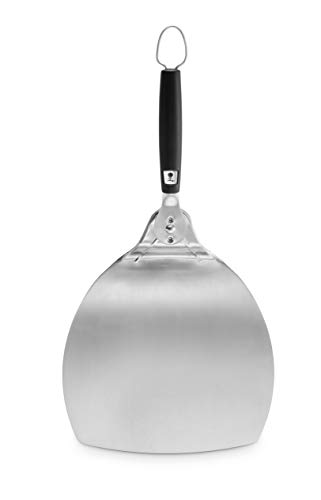 Steel Stainless Peel Pizza - Weber 6691 Original Pizza Paddle, ONE SIZE, Stainless Steel