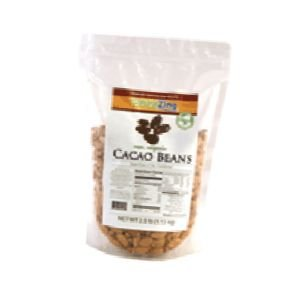 Raw Cacao Beans (Certified Organic) 10 Lb (Best Value!)