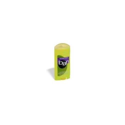 Ban Anti-Perspirant Deodorant Invisible Solid Powder Fresh 2.60 oz (Pack of - Image Ban