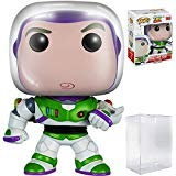 "Disney Pixar: Toy Story - Buzz Lightyear ""20th Anniversary"" Funko Pop! Vinyl Figure (Includes Compatible Pop Box Protector Case)"