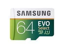 (Samsung 64GB 80MB/s EVO Select Micro SDXC Memory Card (MB-ME64DA/AM))