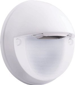 RAB SLEDR5NW Steplight 5 Round 5W Neutral Color Temp Led, White Color For Sale