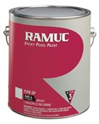 REPUBLIC POWERED METALS GIDDS-560877 Ramuc Epoxy Pool Paint Kit Dawn Blue 1 gallon