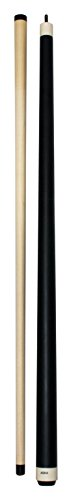 ASKA 25-ounce Heavy Hitter Matte Black Jump Break Cue Stick JBC, 3pc Cue, Jump / Break Cue. 14mm Tip, Hard Rock Canadian Maple Shaft. by Aska