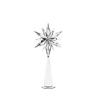 SWAROVSKI Rockefeller Center Tree Topper Shining Star 843215
