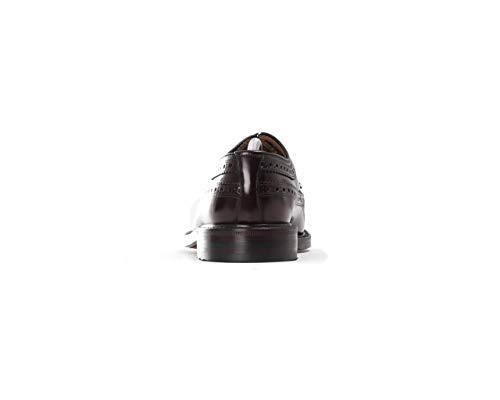 Ltd Chaussures nbsp;» De Sang Rouge « nbsp;royal Homme Bœuf Loake Pour Bros Richelieu 0rw0qtnf