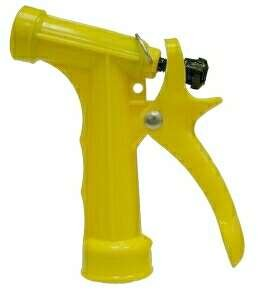 Midland Metal 30630 Zinc 4-1/2 Gh Plastic Spray Nozzle (Pack Of ()