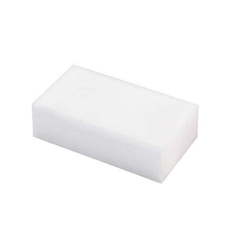 Wenjuan-Home&Garden 5/15/25/35 Pcs White Magic Sponge Eraser Cleaning Melamine Foam Cleaner Pad for All Surfaces Pads Bathtub Floor Baseboard Kitchen Bathroom Furniture Leather Car Steel (35pcs) from Wenjuan--Home&Garden