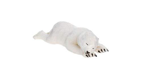 Hansa Sleeping Polar Cub Plush, Large