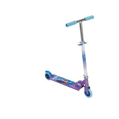 Frozen Disney Sisters Forever Girls Scooter : Sports & Outdoors