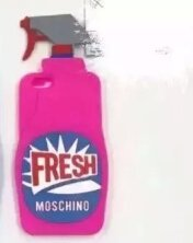 new styles 41221 152b7 Jicheng Electronic IPhone 6 Moschino Cleaning Spray Bottle Case ...