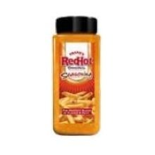 Review Red Hot Seasoning Franks