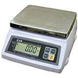 CAS SW-1W(10lb) Washdown Portion Control Scale, 10lb Capacity, 0.002lb Readability by CAS (Image #1)