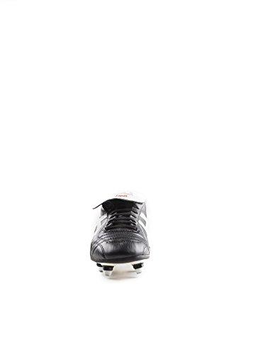 Asics - Botas de fútbol de Material Sintético para hombre Varios Colores multicolor Black/White