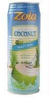 Zola Acai Coconut Water - 17.5 oz