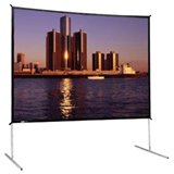 9' x 12 4:3 Fast Fold Deluxe Screen