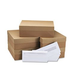 * CMS-1500 Claim Form Self-Seal Window Envelope, 4 1/2 x 9 1/2, WEe, 250
