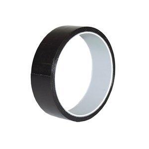"Russell Industries HUG-108TB Heat Shrinkable Tape, 0 - 176 Degree F Temperature Range, 108' Length x 3/4"" Width, Black"