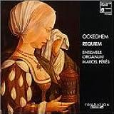 Ockegem : Requiem [Import anglais]